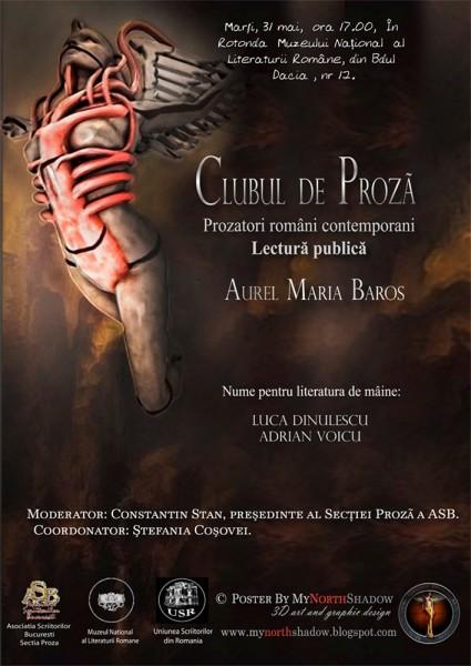 11.05.31 Clubul de Proza